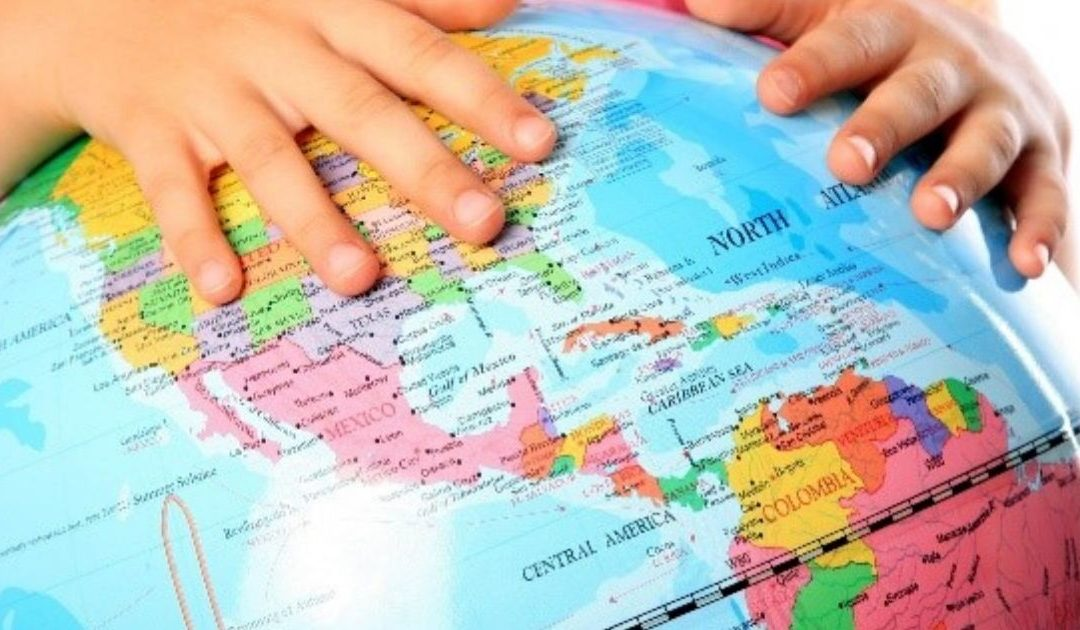 Be Part of an International Community from Home… wherever you are!