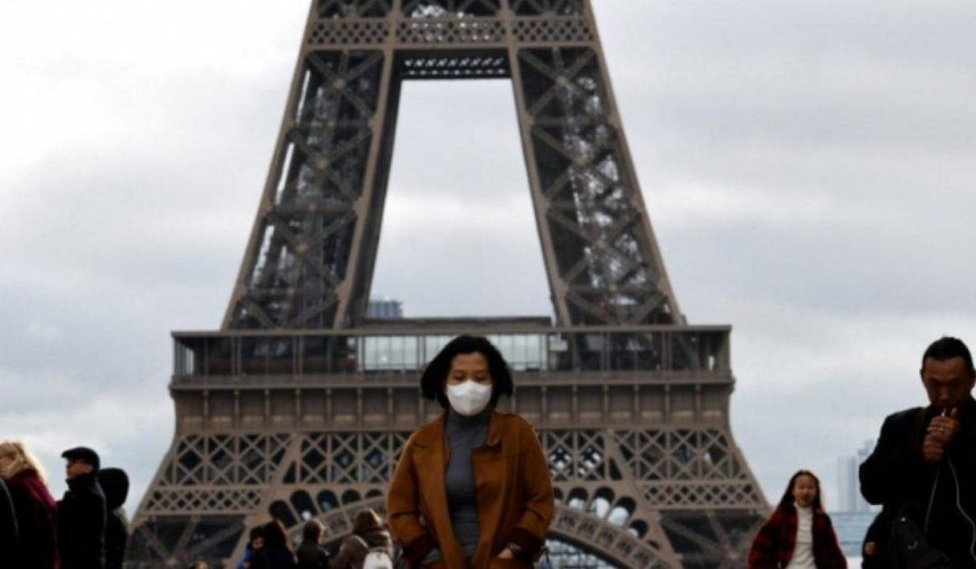 Eiffel Tower reopens after Three-Month Lockdown